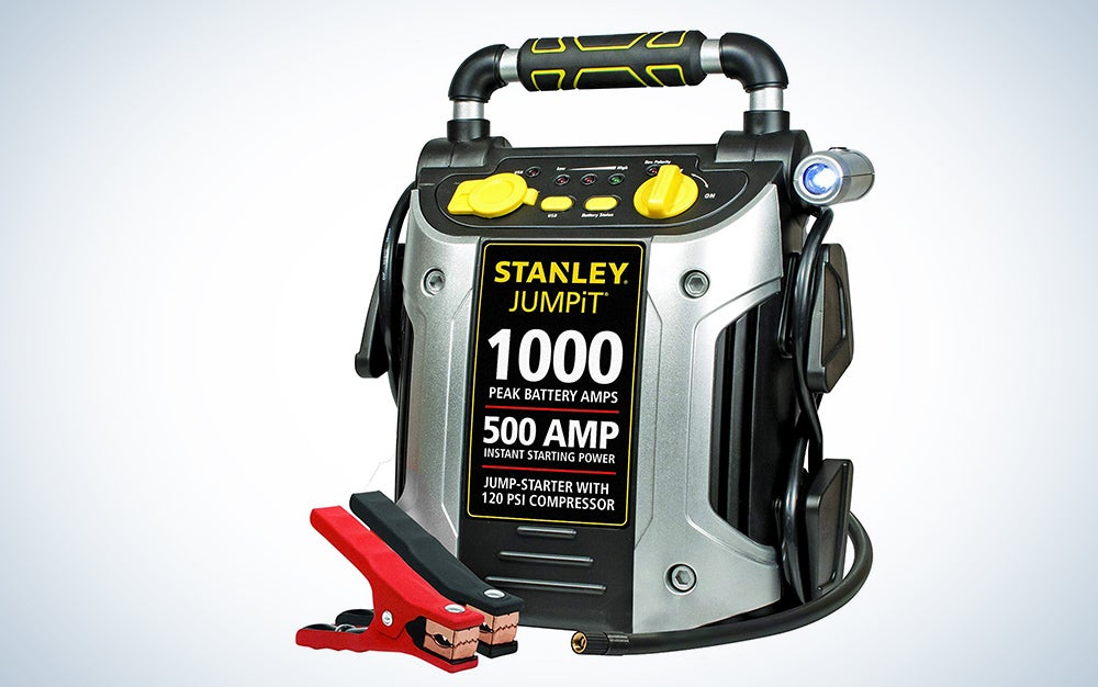 Stanley Power Station Jump Starter