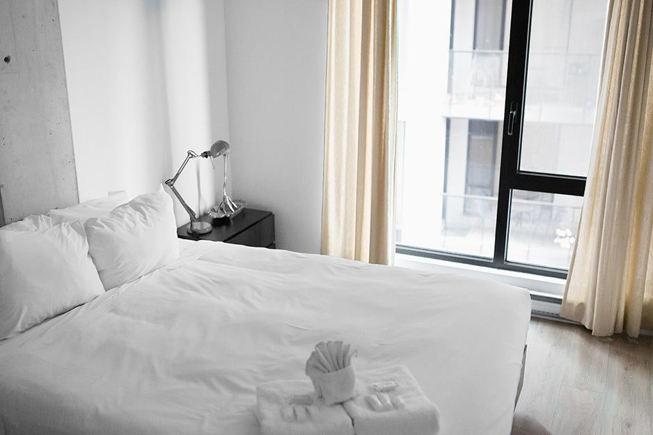 Five pillows for a better night's rest