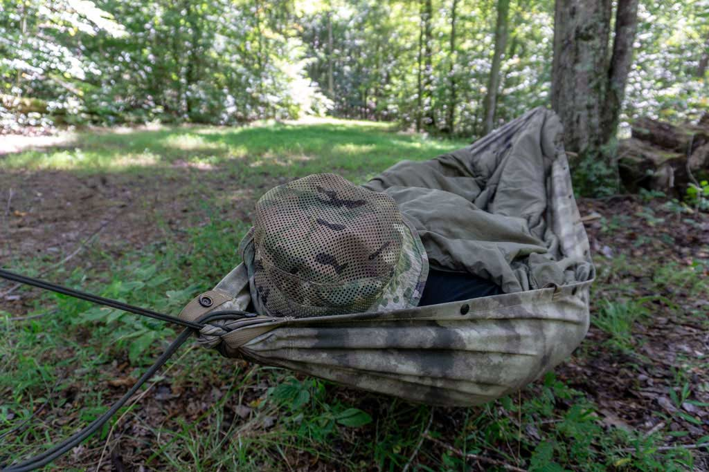 wilderness innovation personal survival shelter