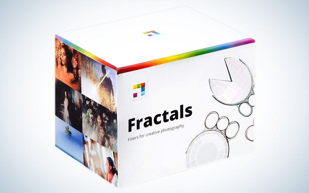 Fractal Filters Classic Prismatic Camera Filters