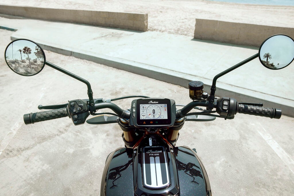 Indian FTR-1200