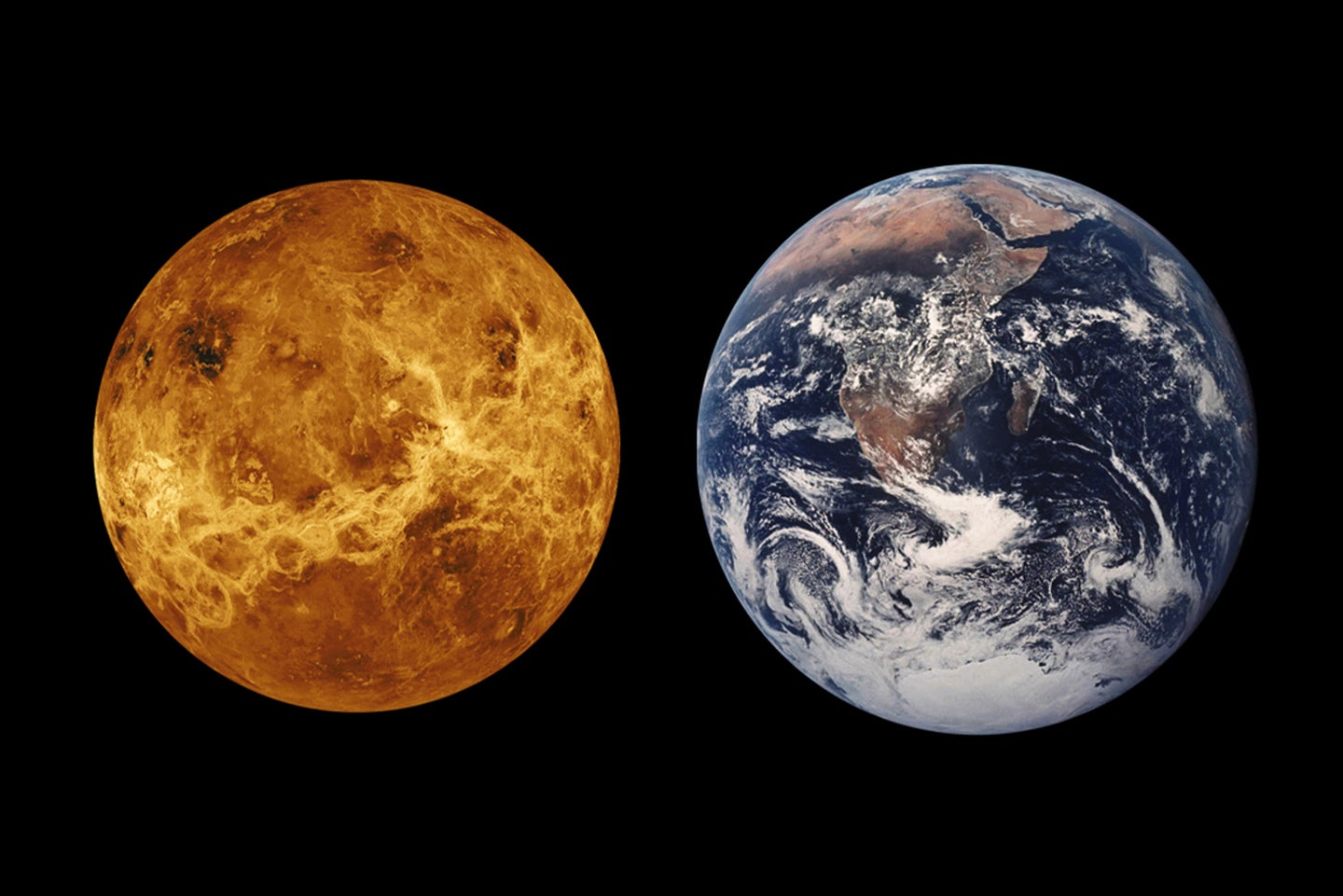 Venus may have been habitable and Earth-like before greenhouse gas took over