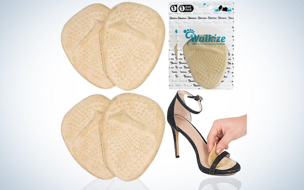 Walkize pads