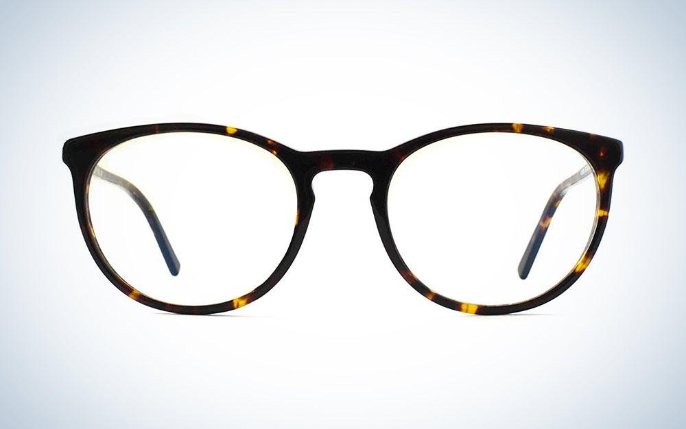 Pixel Computer Glasses Ventus Style Tortoise Color
