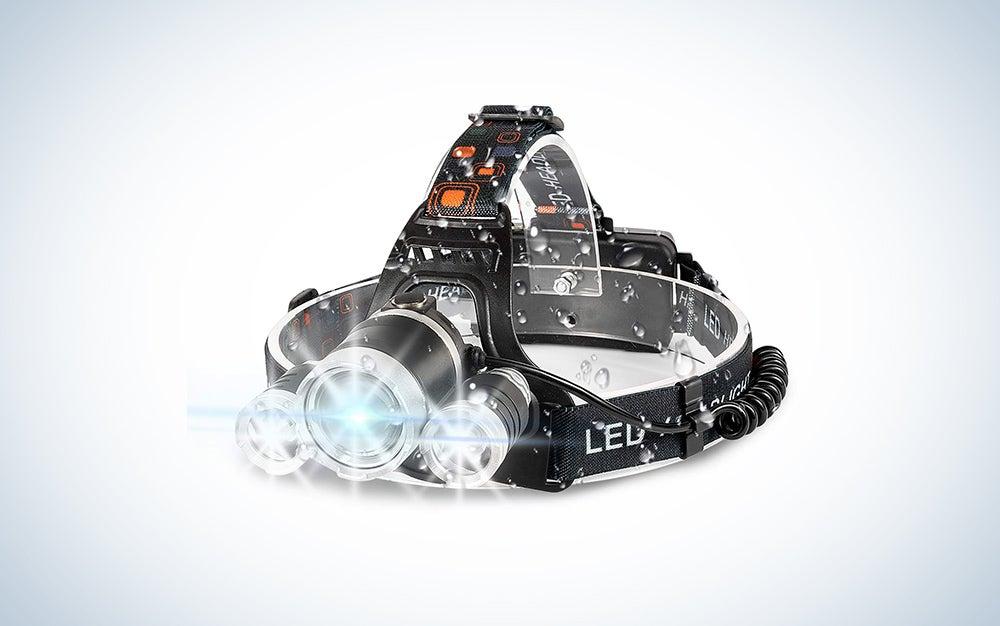 Ikama 6000 Lumen LED Headlight
