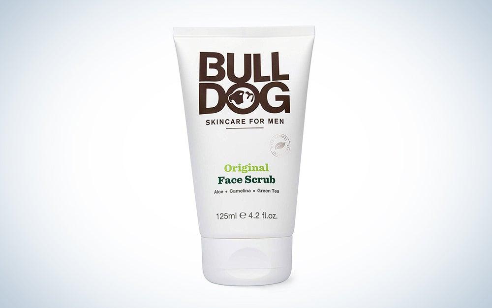 Bulldog Mens Skincare and Grooming Original Face Scrub