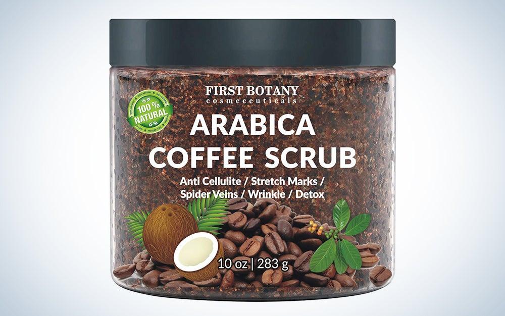 Arabia Coffee Scrub