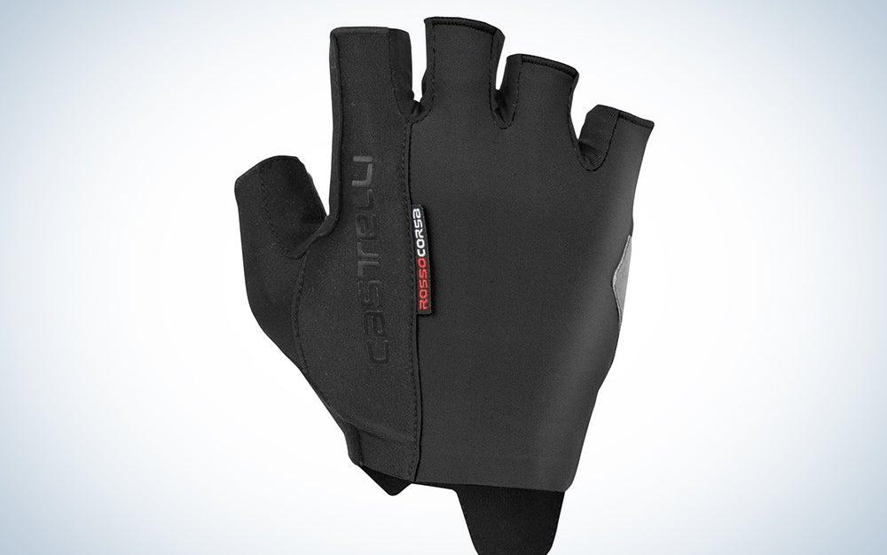 Castelli 2019 Rosso Corsa Espresso Cycling Gloves