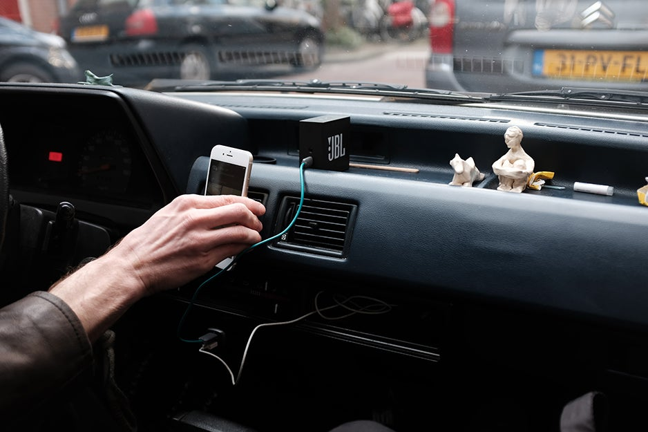 Gadgets for keeping your phone charged while driving