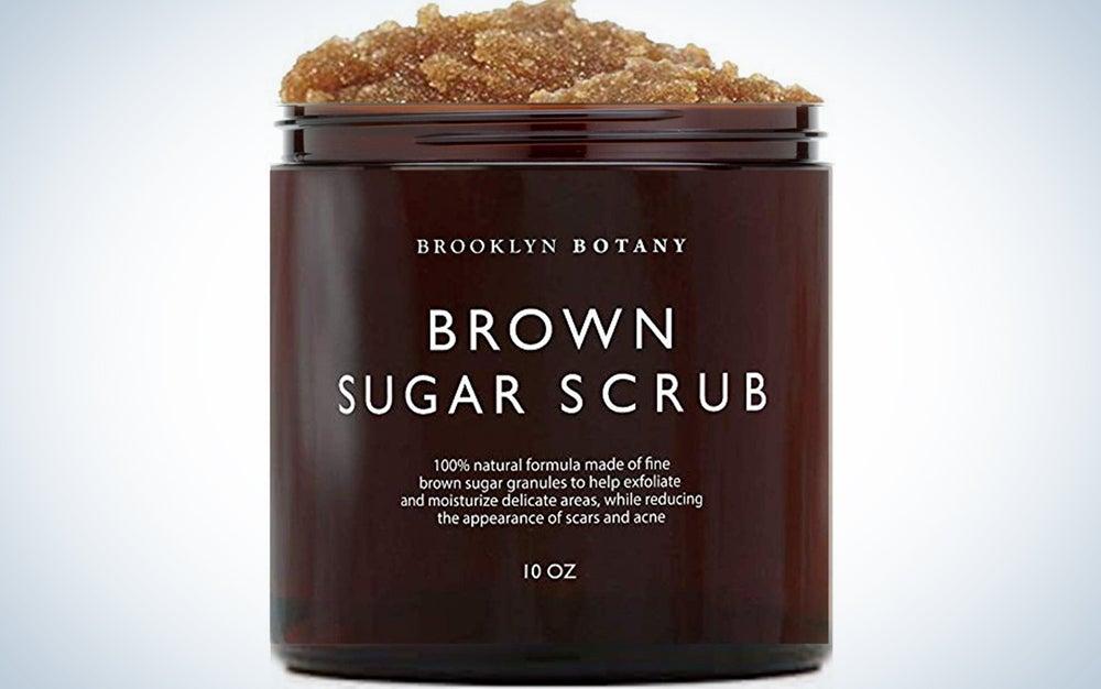 Brooklyn Botany Brown Sugar Body Scrub