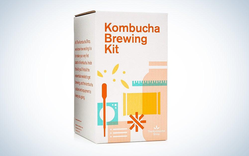 The Kombucha Shop Brewing Kit