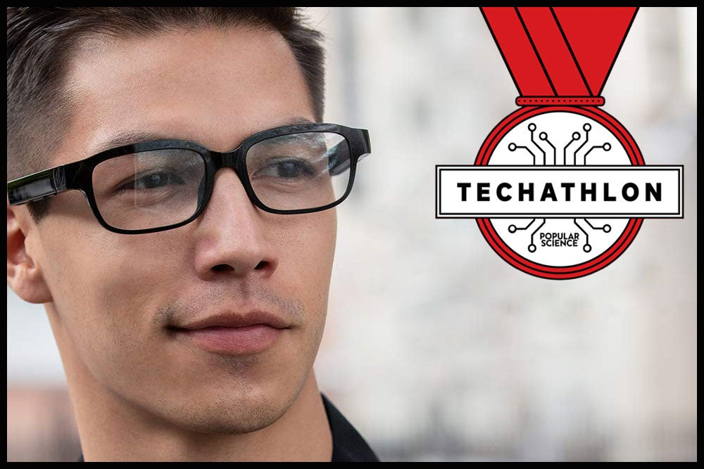 Techathlon Amazon Alexa glasses