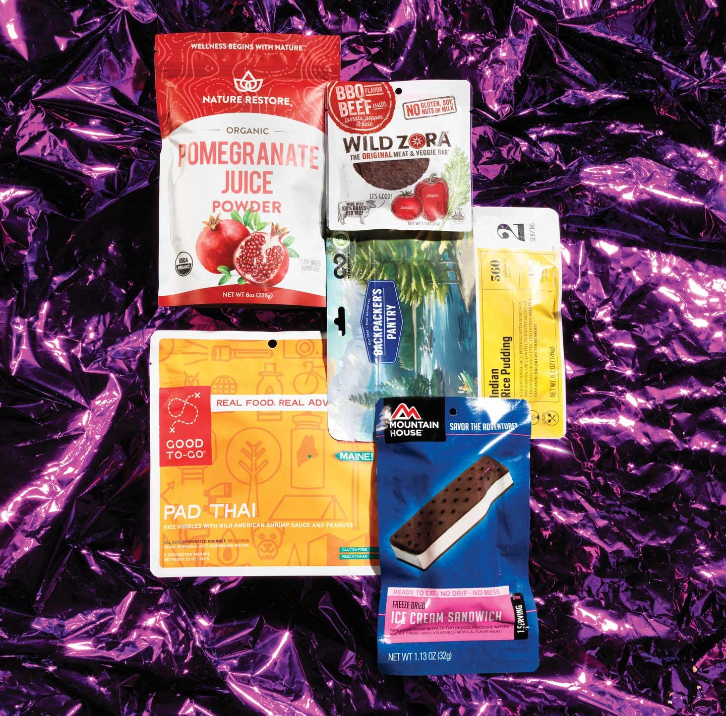 How to build a perfect dehydrated food kit