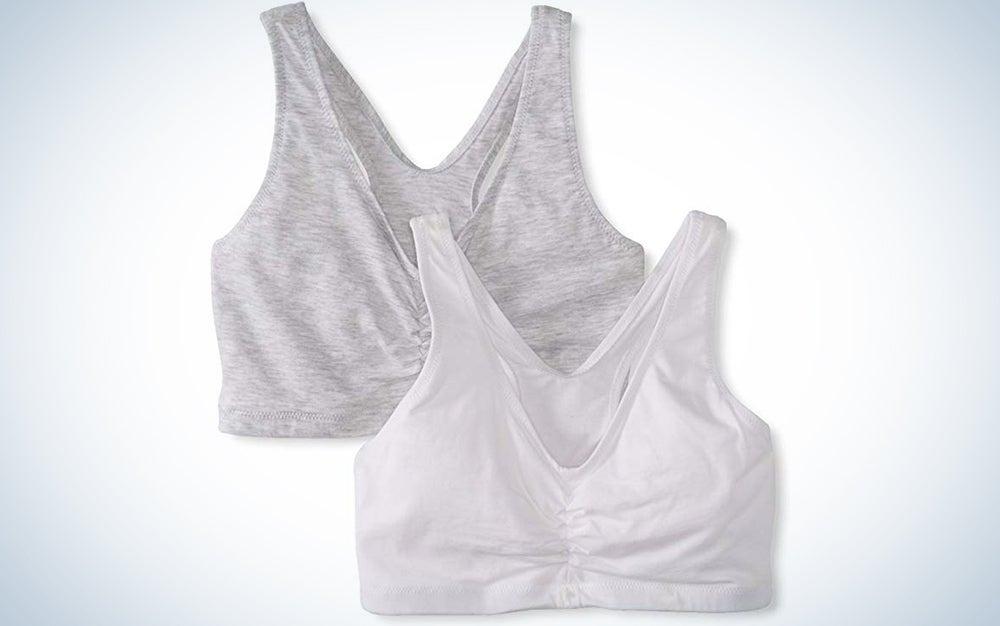 Hanes Comfort-Blend Flex Fit Pullover Bra