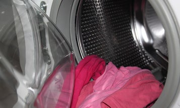 Washing machines can spread dangerous bacteria from one load to the next