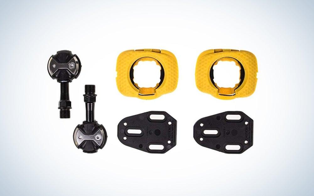 Speedplay Zero Pedals and Walkable Cleats