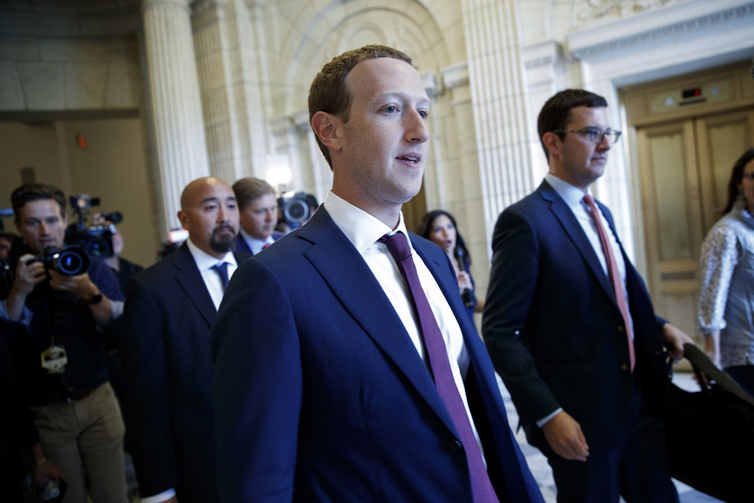 The world is finally fighting back against Facebook