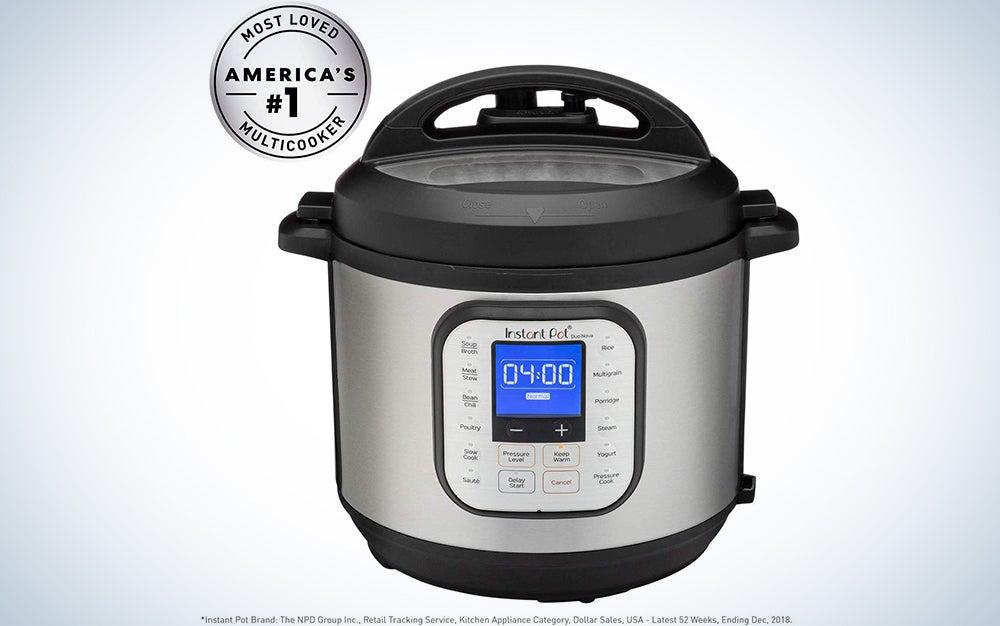 Instant Pot Duo Nova 6-Quart 7-in-1 Multi-Cooker