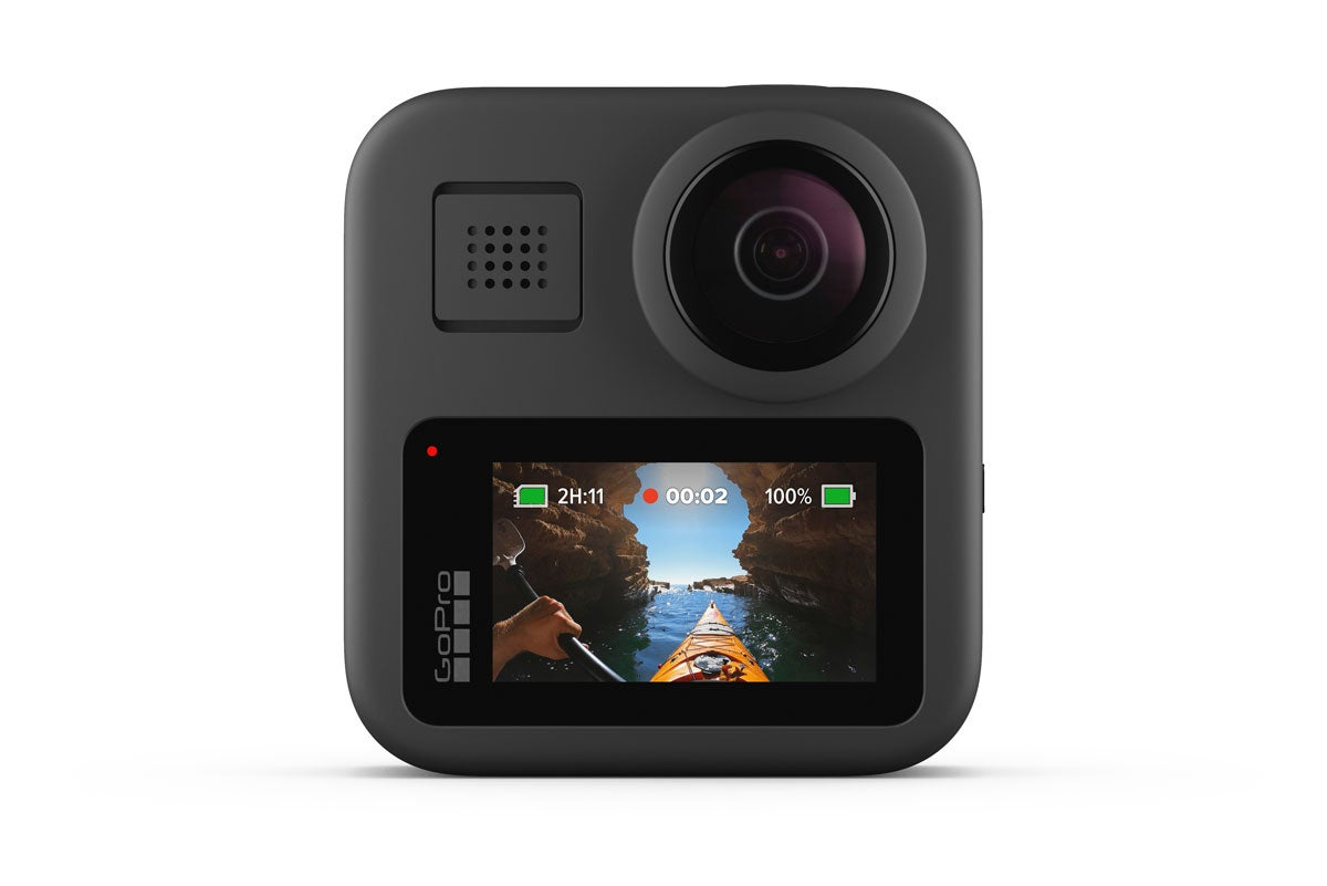 360-Degree cameras haven't caught on, but GoPro's Max camera hopes new tricks can change that