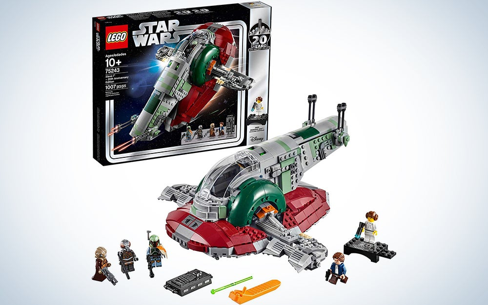 Star Wars Slave-1 20th Anniversary Edition