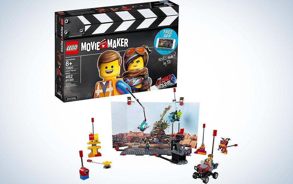 The Lego Movie 2 Movie Maker