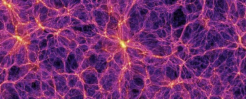 Astronomers may have spotted strands in the 'cosmic web' linking galaxies