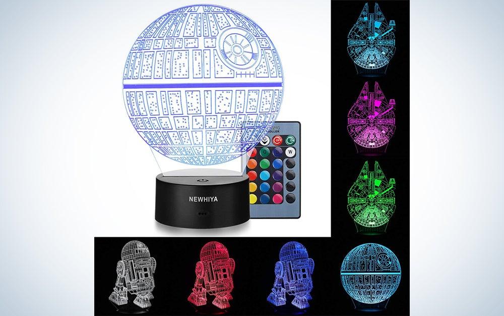 UBIKORT 3D Lamp