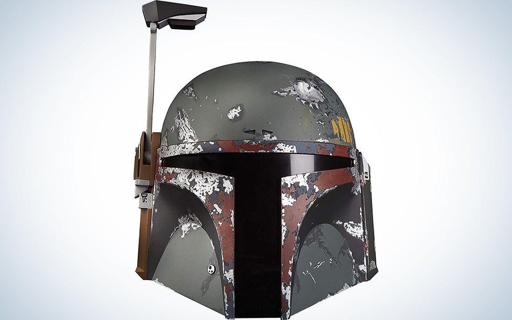 Star Wars: The Empire Strikes Back Black Series Boba Fett Premium Helmet