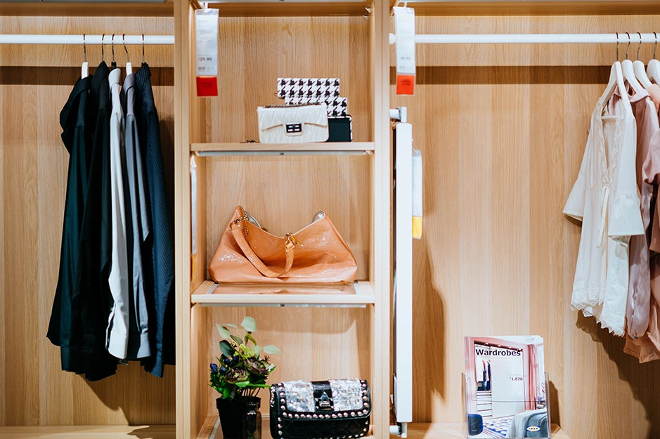 Affordable closet organization systems to tidy up your life