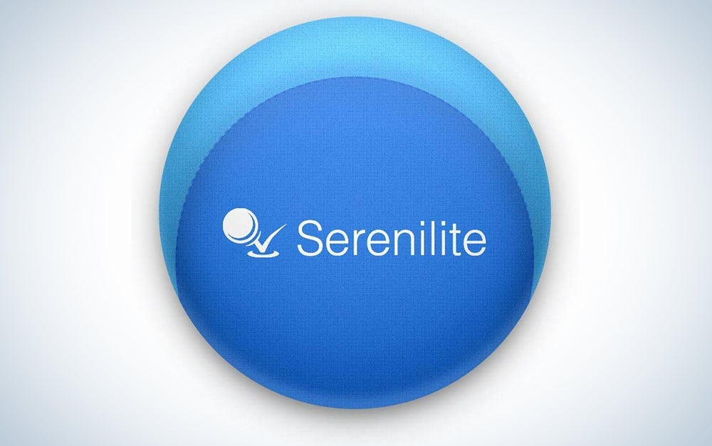 Serenilite Stress Ball and Hand Therapy Exercise Ball