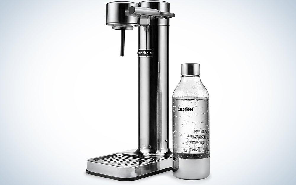Aarke Carbonator II Carbonator/Sparkling Water Maker