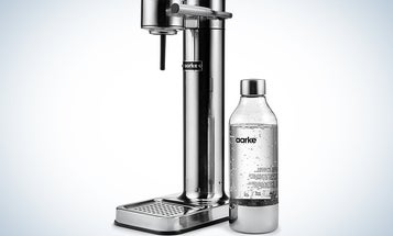 Home seltzer makers that'll add sparkle to your life