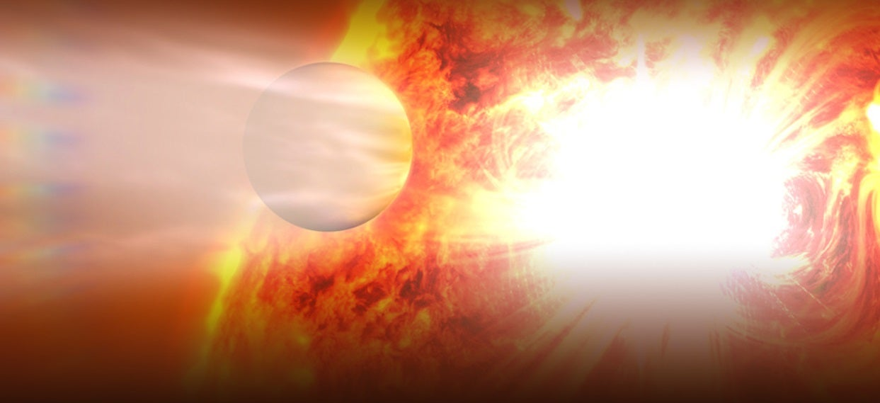 Physics Nobel spotlights scientists who discovered exoplanets and the recipe for the universe