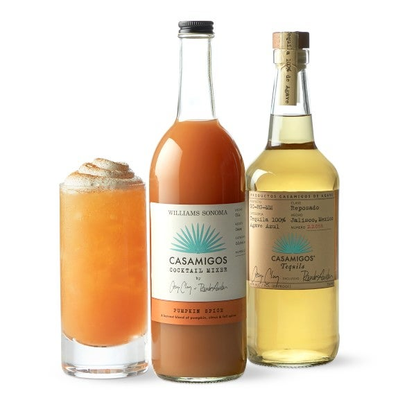 Casamigos pumpkin spice cocktail mix