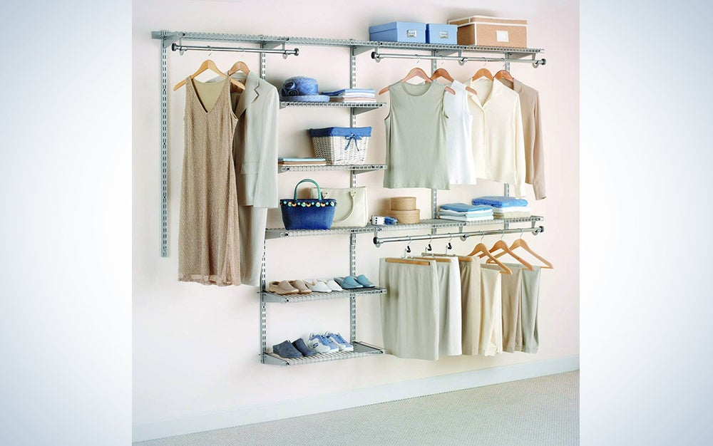 Rubbermaid Configurations Closet System