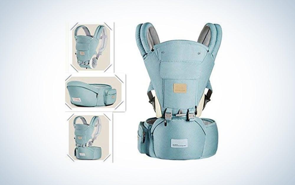 Ergonomic 360 Degree Baby Soft Carrier
