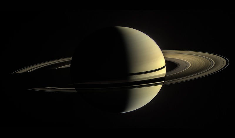 Saturn now has 82 known moons—so why did we only get one?