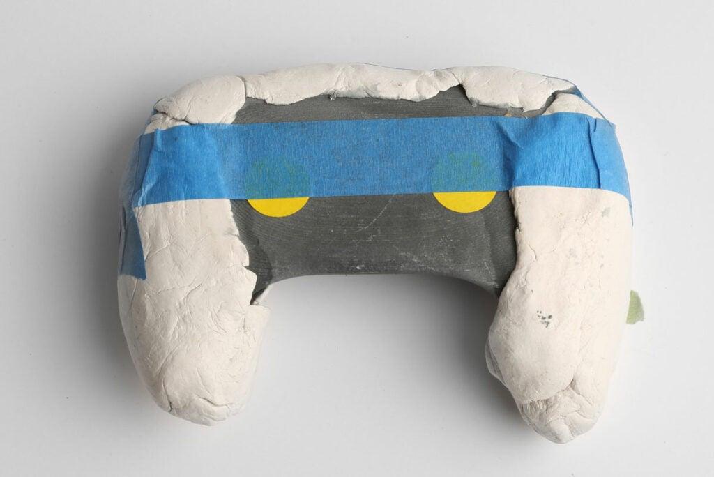 Google Stadia Clay controller prototype