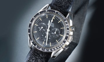 Why we're still obsessed with the watches astronauts wore to the moon