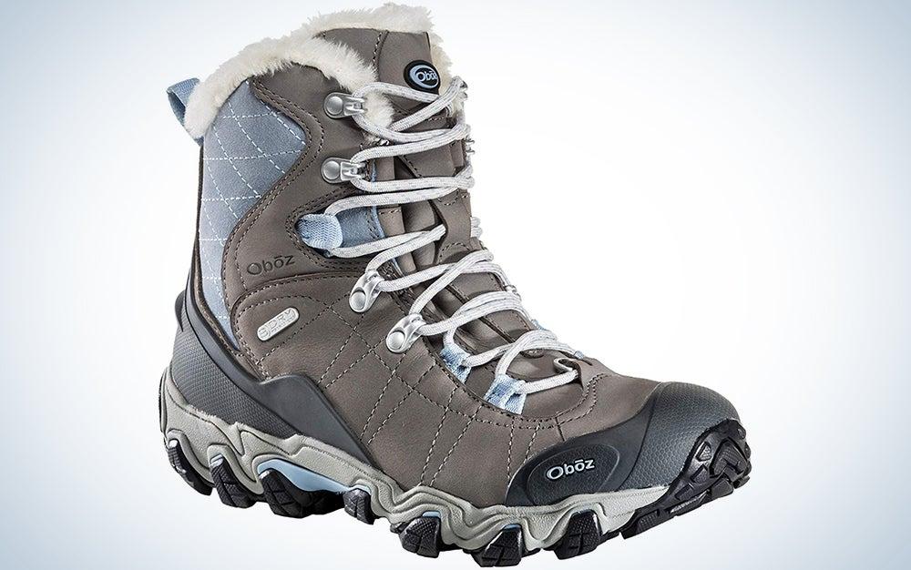 Oboz Bridger Insulated Hiking Boot
