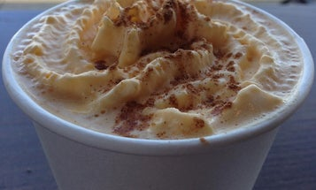 Here's the skinny on what actually flavors a pumpkin spice latte