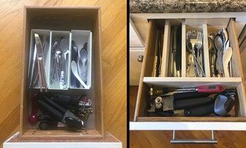 Build your own drawer organizer