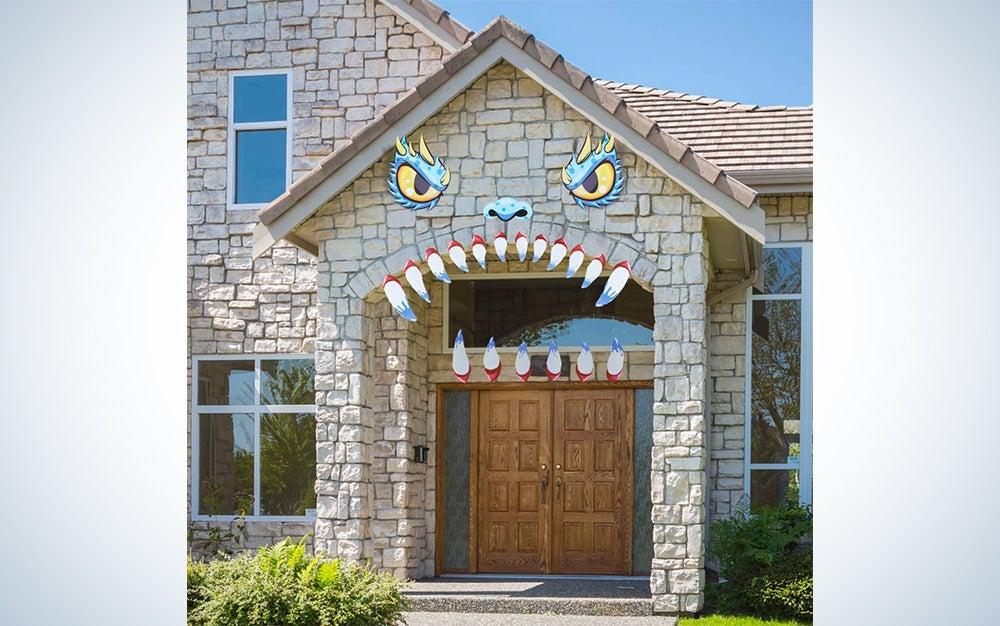 Unomor Garage Door/Archway Decorations