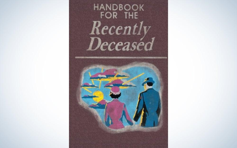 Replica Books Handbook for the Recently Deceased
