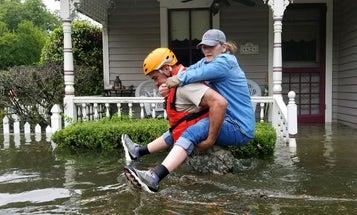 Among Hurricane Harvey's many bad effects: riskier childbirth for women