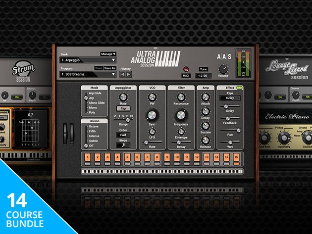Bring your next music project to life with this affordable sound pack bundle