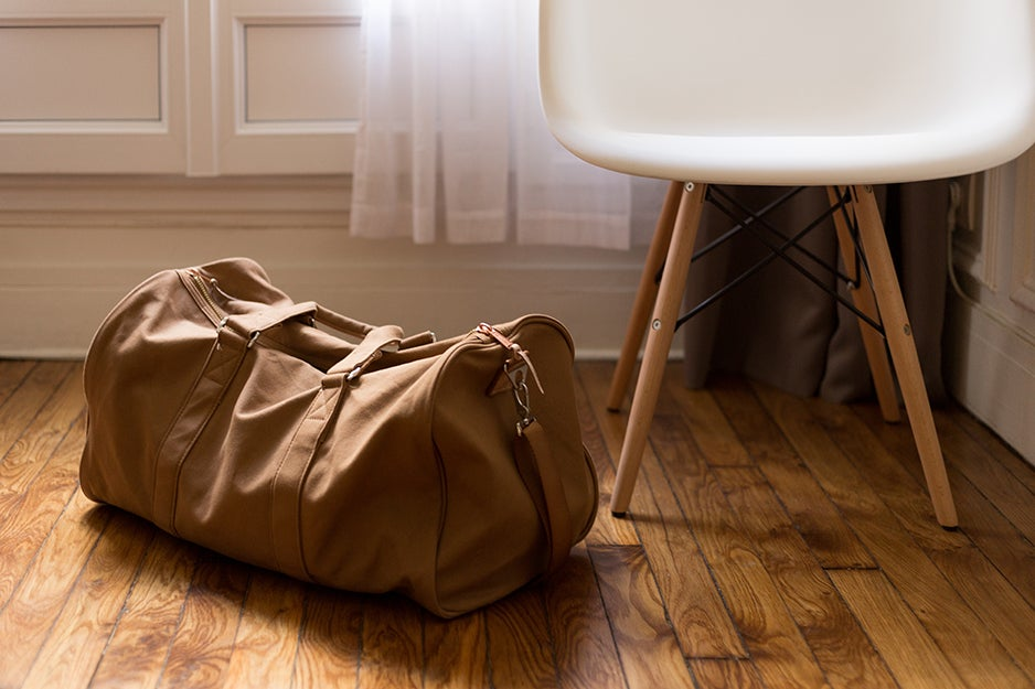 Toiletry bags to keep your travel essentials organized