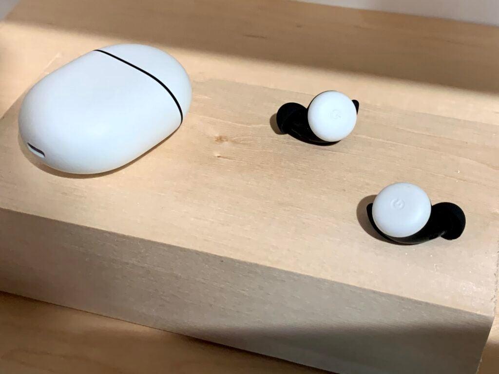 Google Pixel Buds Headphones