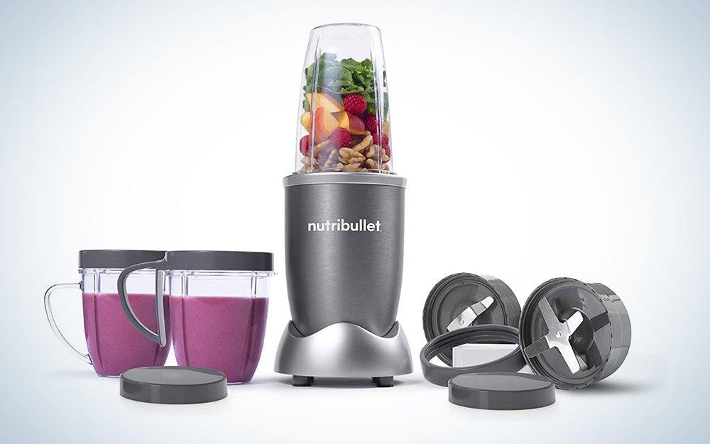 NutriBullet 12-Piece High-Speed Blender/Mixer System