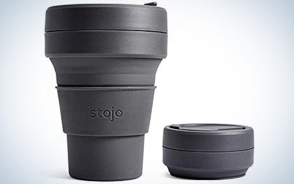 Stojo 12-ounce cup